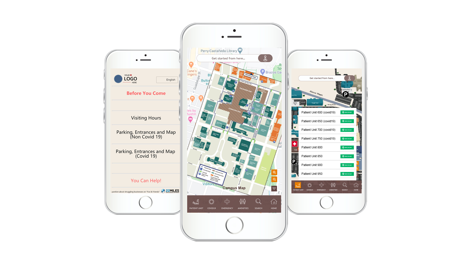 free wayfinding app cell phones image